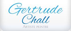 GERTRUDE CHALL - Artiste Peintre Comtemporain - Diane Capelle - Lorraine - France